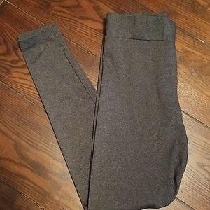 Matty M Grey Leggings
